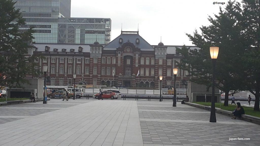 Tokyo İstasyonu